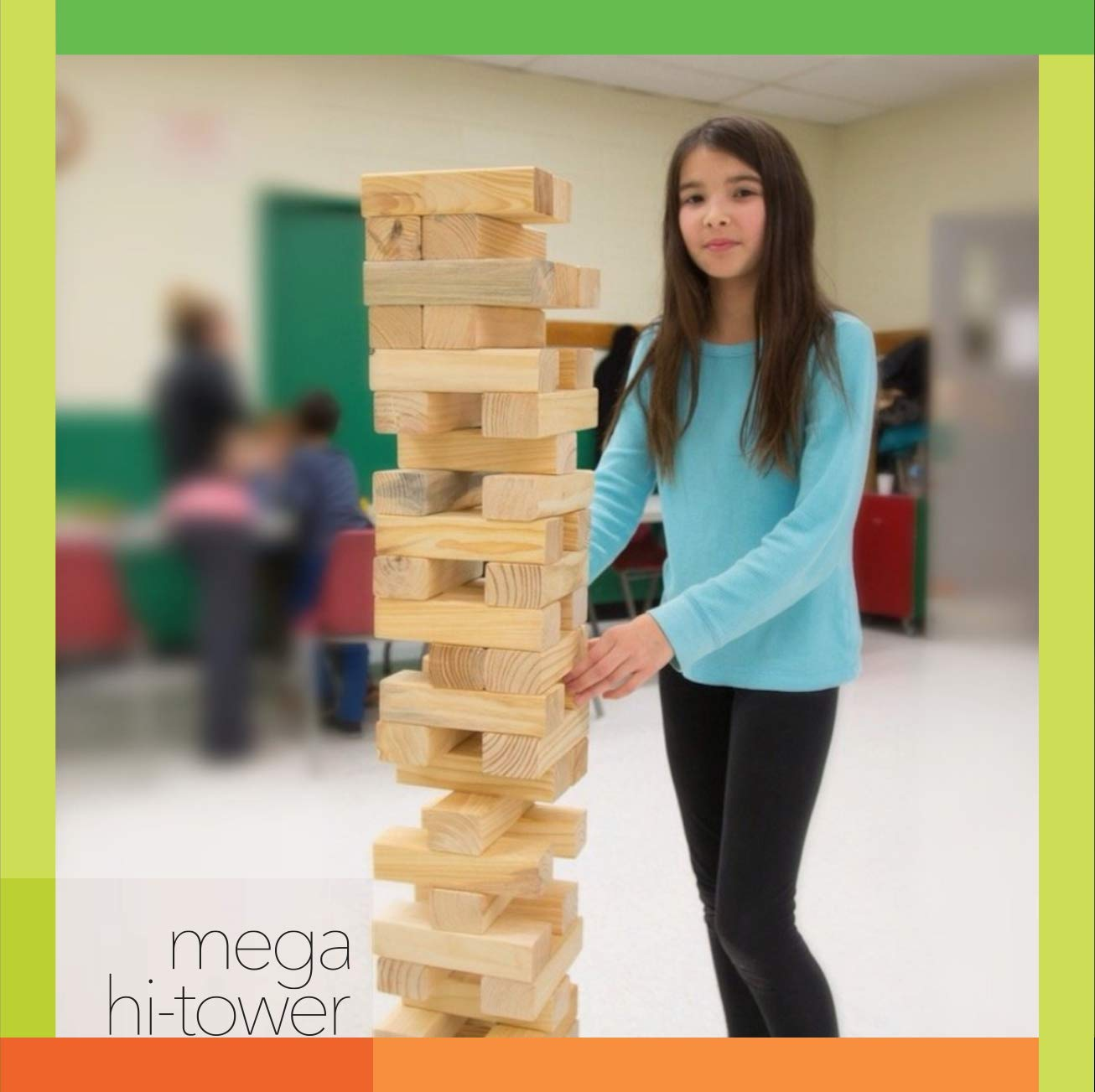 """MEGA Hi-Tower 