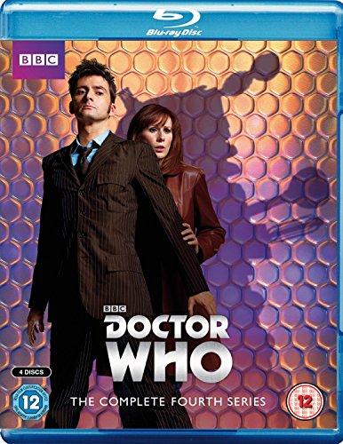 Doctor Who – Season 4 [Blu-ray]