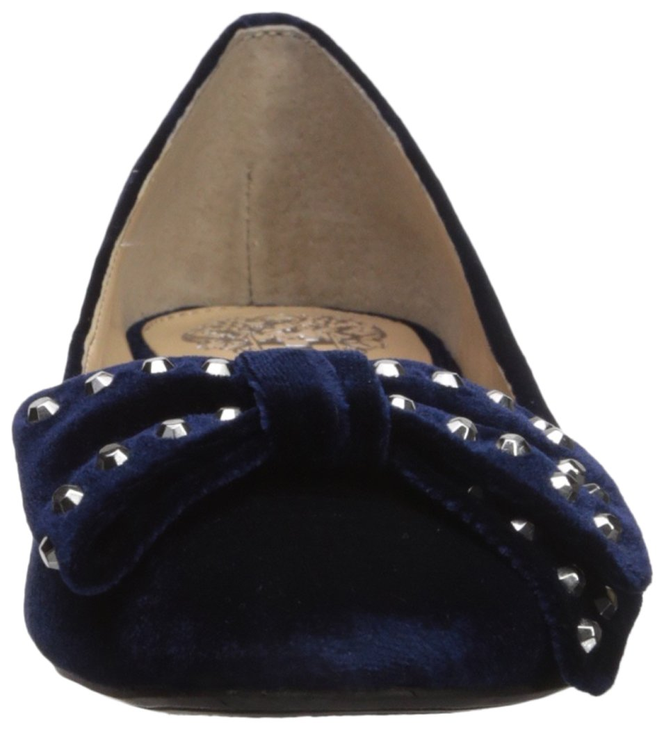 Vince Camuto Women's Annaley Ballet Flat B072FNKXBY 8 B(M) US|Royal Blue