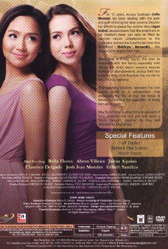 Amazon.com: Way Back Home Filipino DVD Movie: Julia Montes ...