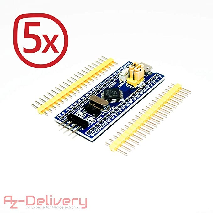AZDelivery STM32 Parent 5X STM32