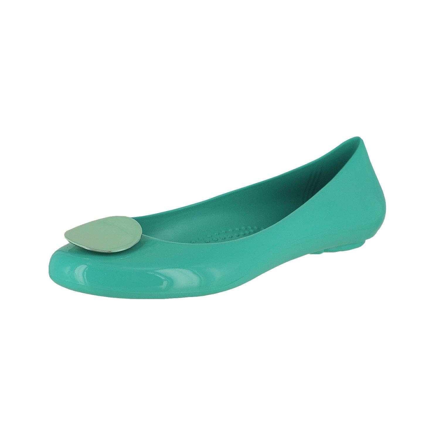 Oka-B. McKenzie Sea Glass Womens Ballet Size 10M