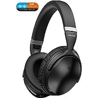 Noise Cancelling Kopfhörer (ANC), Mpow H5 Bluetooth Kopfhörer Over Ear mit HiFi Stereo, 40mm-Dual-Drive-Laufwerkeingebauten, 30 Std Spielzeit, eingebauten Mikro CVC 6.0 für Schule/Flughafen/Flugzeug