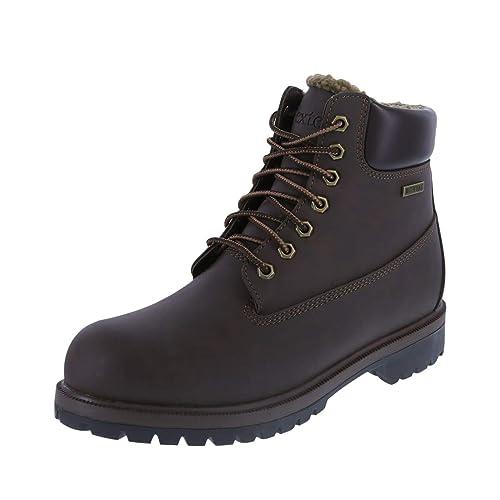 6ddc4b93f28b5 Dexter Men's Cheyenne Fleece Boots