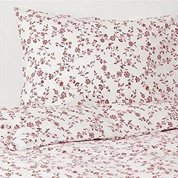 Hassleklocka Ikea Bettwascheset In Rosa 100 Baumwolle 2 Teilig