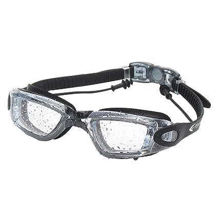 9d2b9a357e3 OUTERDO Swimming Goggle Sporty Dual Pane Anti-Fog Goggle - High  transmittance Fog Lens