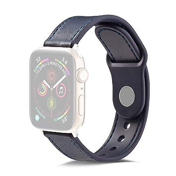 Sodoop - Correa de Repuesto para Apple Watch Smart Watch (44 mm ...