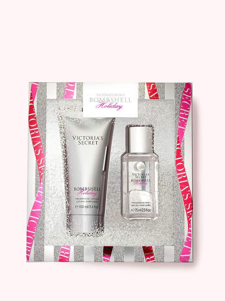 Victoria Secret NEW! Bombshell Holiday Fine Fragrance Mini Gift
