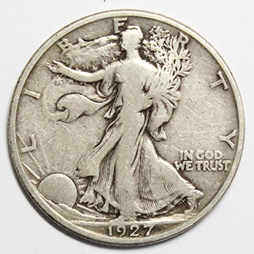 1927 S Walking Liberty Half Dollar ()