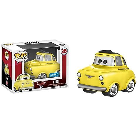 Amazon Com Funko Luigi Walmart Exclusive Pop Disney X Cars 3