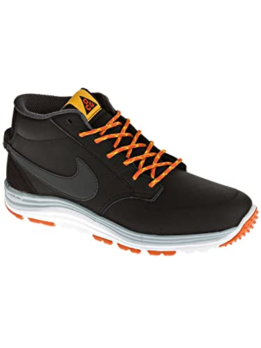 4f4a66776978 Nike Winter Boot Men Lunar Braata Mid Oms Sneakers  Amazon.co.uk  Shoes    Bags