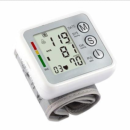 Basic Tensiómetro de Brazo,Monitor de Alta precisión y fiabilidad, 99 grupos de datos