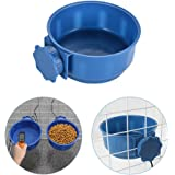 JOYOOO 700ML Pet Heated Water Bowl,USB Safe Feed Cage Hanging Bowl Electric Amazon.com : Electronic Dog Cat Dish Outdoor
