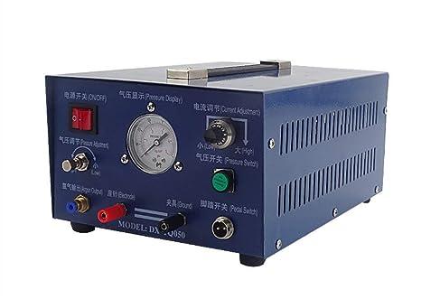 Pulse Argon Spot Soldador Joyería Oro Plata Platino Palladio 400W 110V/220V (220V)