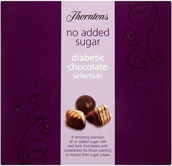 Thorntons No Added Sugar Assorted Chocolates 205g