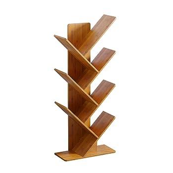 C&AHOME 7-shelf Bookshelf