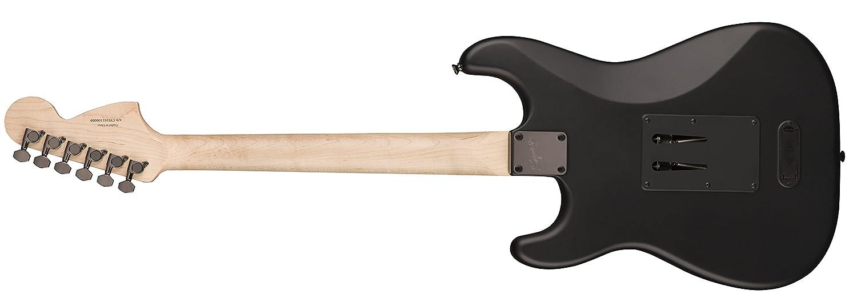 Squier Contemporary Stratocaster 2H RVS RW FLT BLK: Amazon.es: Instrumentos musicales