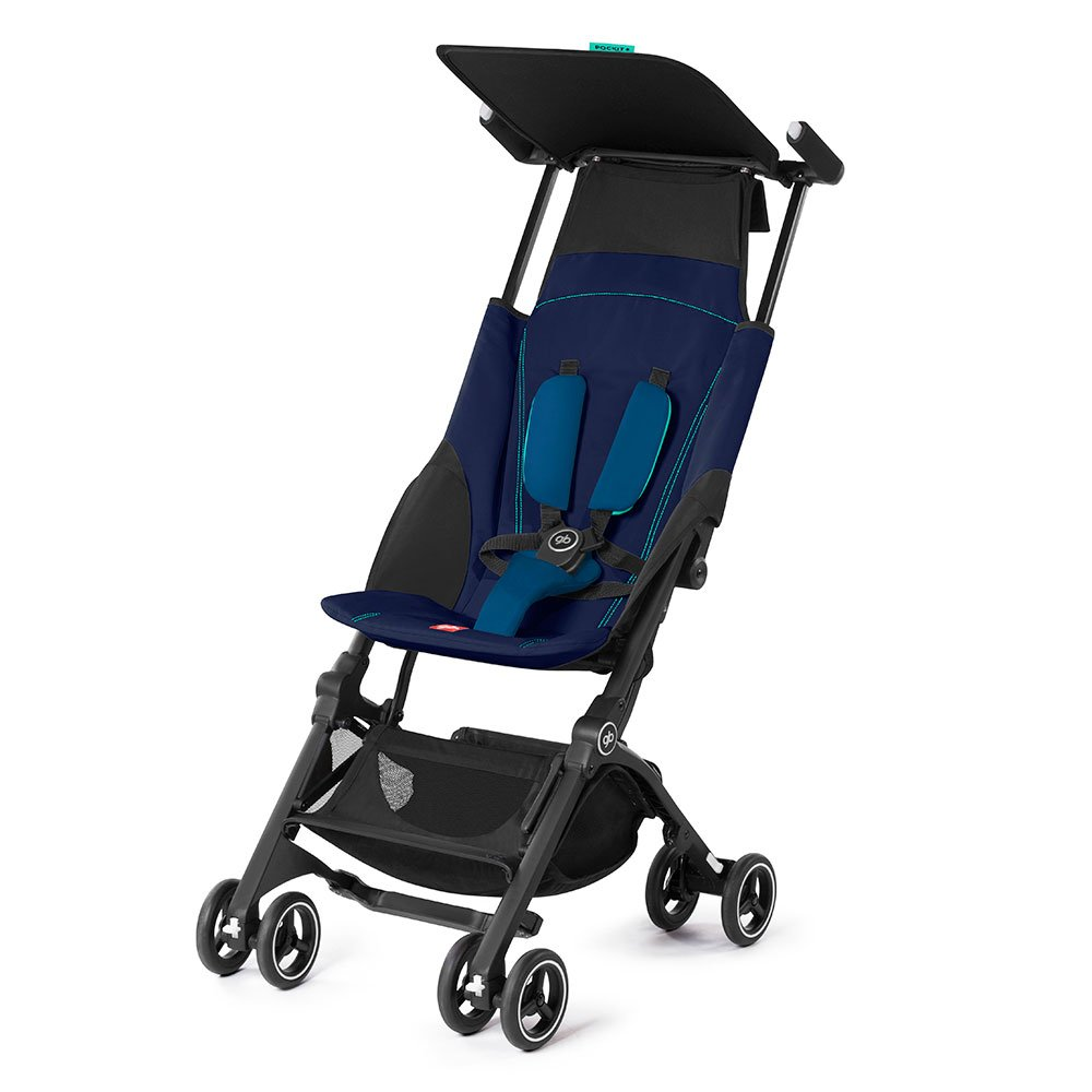 gb Gold Pockit+ Kollektion 2017 Buggy capri blue