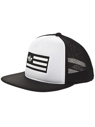 Gorra adidas – Trucker B&W negro/blanco talla: OSFM (Talla única para Hombre