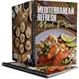The Mediterranean Refresh: Meal Plan (No Recipes just the Meal Plan)