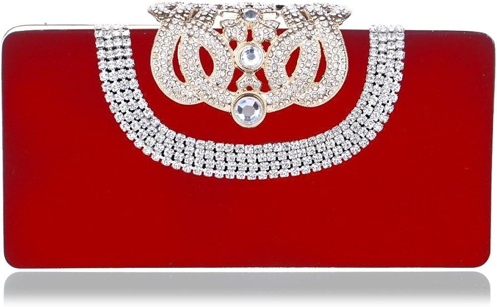 Women Clutch Bag Purse...