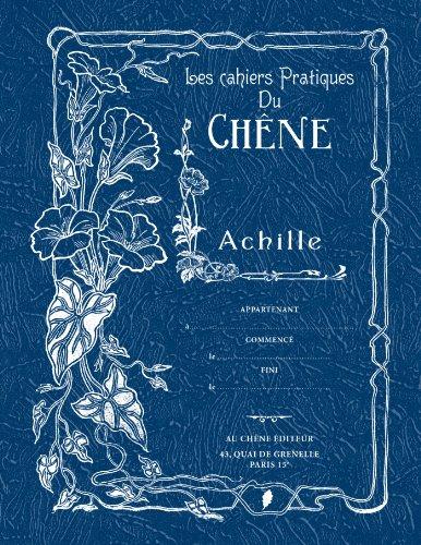 Cahier rétro Achille