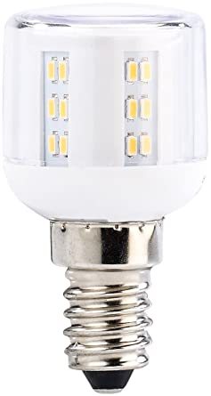 Luminea nevera-Mini-LED-Lámpara, E14, eficiencia energética A + + ...
