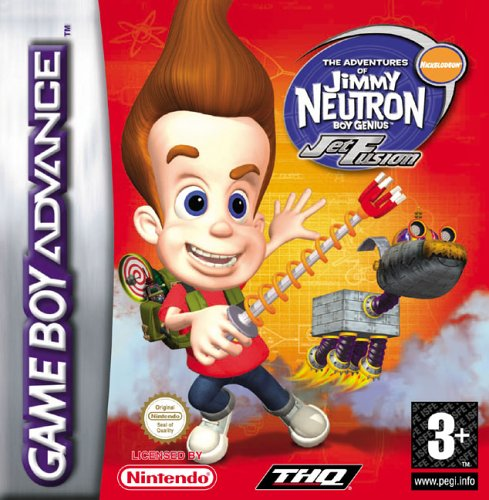 (Jimmy Neutron Jet Fusion)