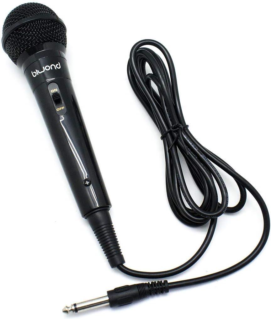 Microfono Joybox Karaoke Jack 6,5mm