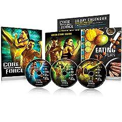Beachbody Core De Force DVD Workout Program Base Kit