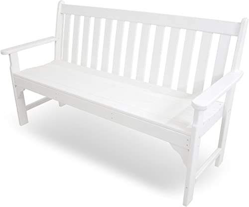 POLYWOOD GNB60WH Vineyard 60″ Bench