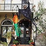 Halloween Windsocks Flag Pumpkin Windsock Fall
