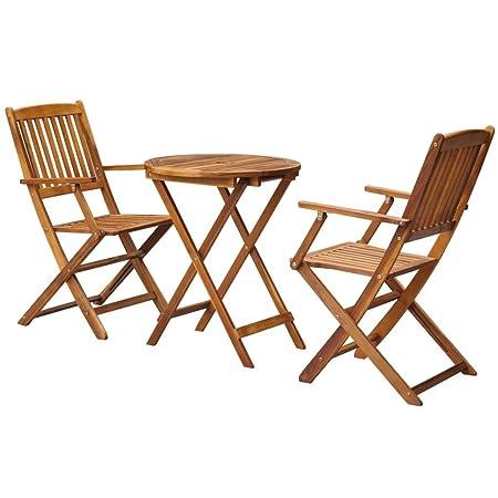 Und Esstisch Holz Festnight Stühle Möbel Tisch Cojunto 3lFc1JKuT
