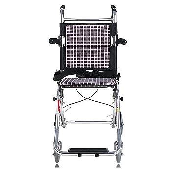 GAYY Easy Folding Drive Silla de ruedas médica para ...