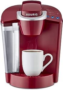 Keurig K55/K-Classic Coffee Maker, K-Cup Pod, Single Serve, Programmable, Rhubarb (Renewed)