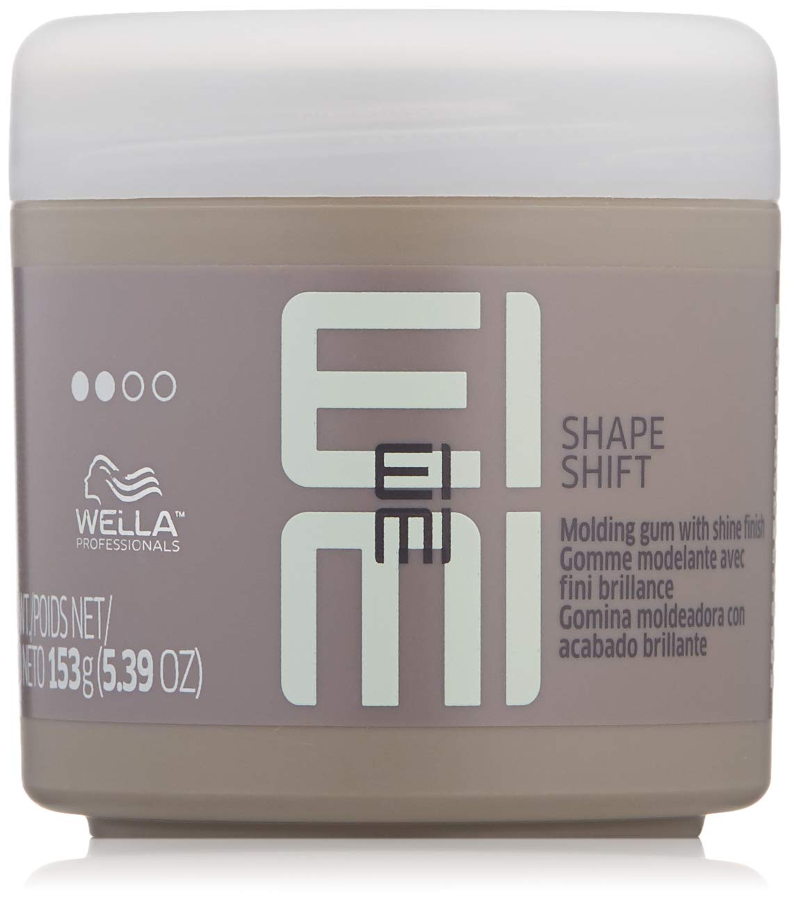 EIMI Shape Shift, Strong Hold Styling Paste, Molding Gum with Shine Finish, 5.39 oz by EIMI