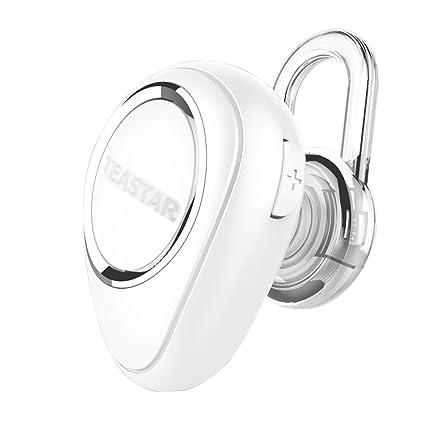 Amazon Com Bluetooth Headphone Mini Wireless Earphone Invisible