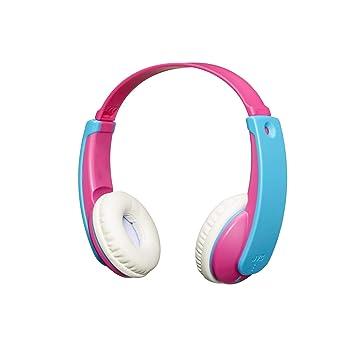 JVC HA-KD9BT-P Auricular Circumaural Diadema Azul, Rosa: Amazon.es: Electrónica