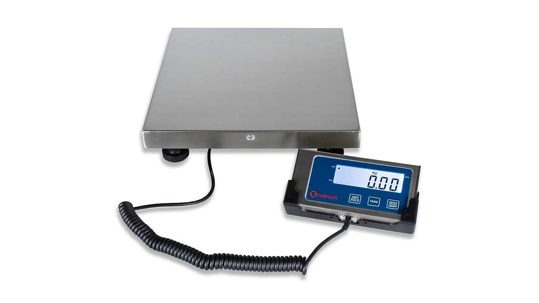 60 kg SCALESON S170 Balanza de paquetes 10 g