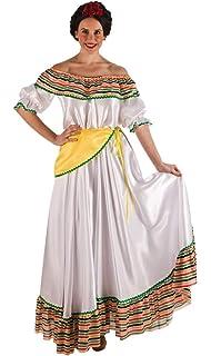 El Carnaval Disfraz mejicana Mujer Adulto: Amazon.es: Juguetes y ...