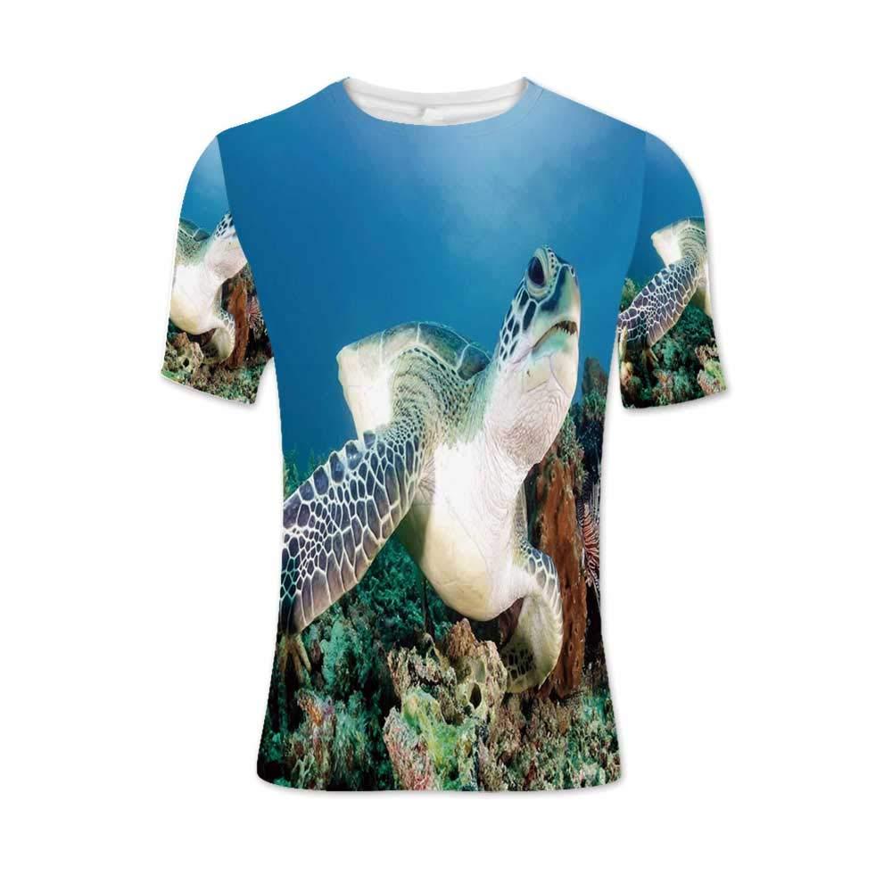 Mandala Fashionable T Shirt,for Men,S