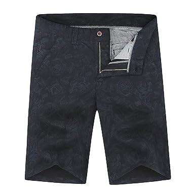 23195b812d726 Simayixx Shorts for Men Men's Classic-Fit Cargo Short Walk Short Pants  Outdoor Trousers Sport