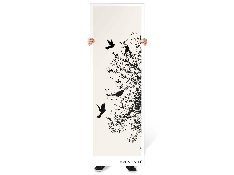 Kühlschrank Dekorfolie : Creatisto kühschrankfolie kühlschrank cm motiv kühlschrank