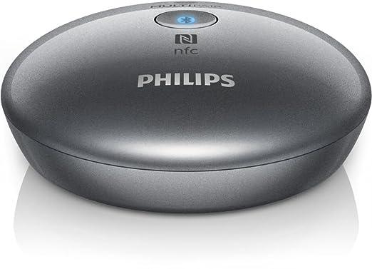 421 opinioni per Philips AEA2700 Adattatore Bluetooth con Multipair e NFC, Argento