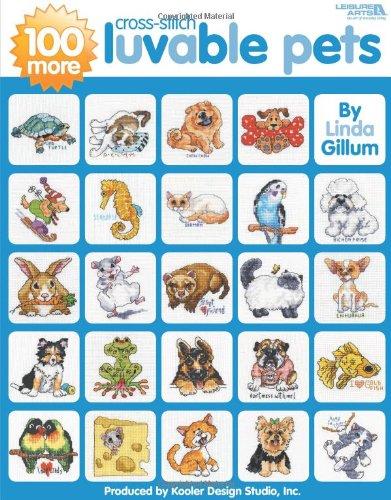 Download 100 More Luvable Cross Stitch Pets  (Leisure Arts #4413) pdf epub
