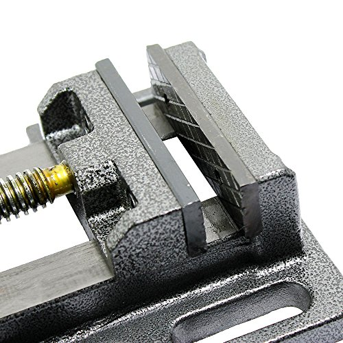 3'' Drill Press VISE Pipe Clamping Holding 3 Inch Throat Open Workbench Vice by Unknown (Image #2)