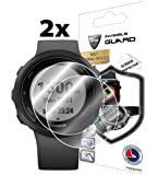 IPG for Garmin Swim 2 GPS Swimming Smartwatch Screen Protector (2 Units) Invisible Ultra HD Clear Film Anti Scratch Skin…