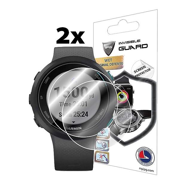 IPG para Garmin Swim 2 GPS Natación Smartwatch Protector de ...