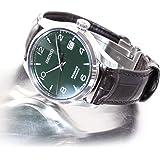 [セイコー]SEIKO プレザージュ PRESAGE 自動巻き メカニカル 緑琺瑯 コアショップ専用 流通限定モデル 腕時計 メンズ プレステージライン SARX063
