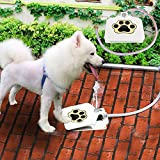 Pet Water Fountain Durability Trouble-Free Outdoor Dog Pet Drinking Doggie Water Feeder 41'' Hose